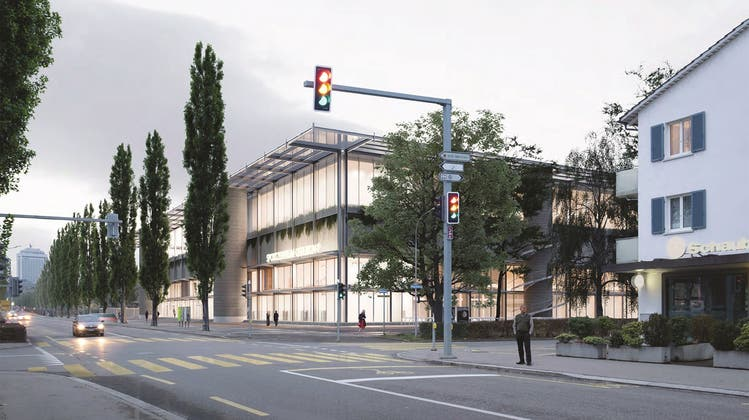 210 Millionen Franken: ein grünes Sportzentrum für Oerlikon