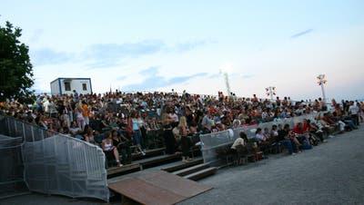 Das Kino unter freiem Himmel ist jedes Jahr ein beliebtes Event (Bild: PD)