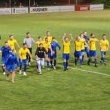 Der FC Frick qualifizierte sich mit einem Sieg gegen den FC Mutschellen für den Aargauer Cupfinal. (zvg / Aargauer Zeitung)