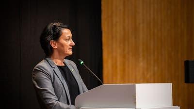 Scheiterte im Kantonsparlament mit ihrem Antrag: SP-Kantonsrätin Marina Bruggmann (Salmsach). (Tobias Garcia)
