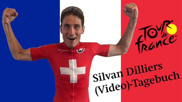 Silvan Dilliers Video-Tagebuch Teil 1: Mit speziellem Trikot zur Teampräsentation