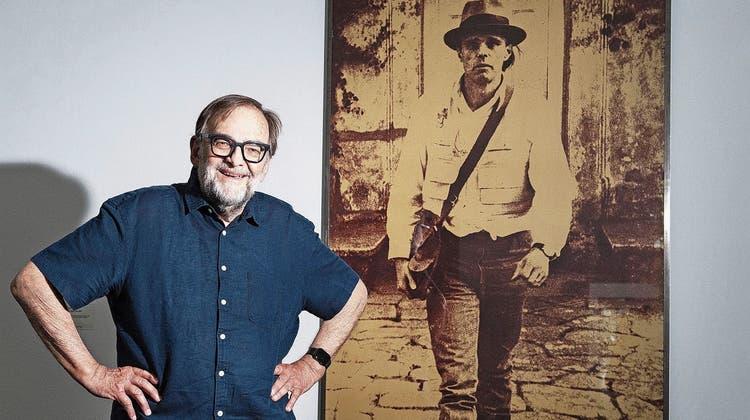 Kunsthistoriker Martin Kunz über eine Ikone, die dieses Jahr 100 geworden wäre: «Beuys behält sein Charisma»