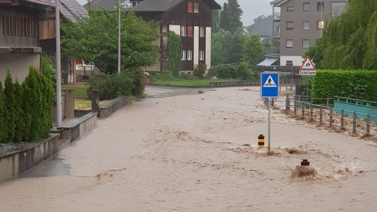 Langnau bei Reiden (Bild: Leserreporter)