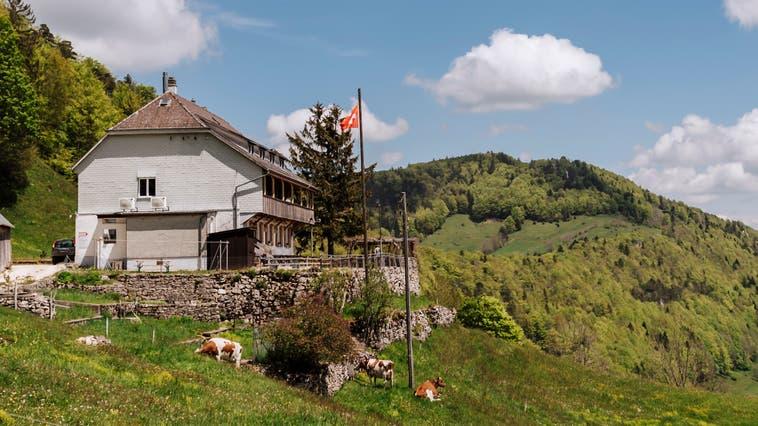 Unterkünfte im Naturpark Thal (Kandis / Solothurner Zeitung)