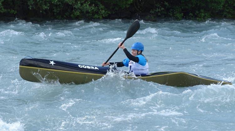 Solothurner Frauenpower bei den Sprint-Schweizermeisterschaften der Kanuten