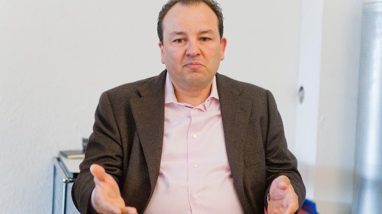 Riccardo Santoro, ehemaliger Autohändler aus Dintikon. (Archiv: 24.4.2014) (Emanuel Per Freudiger / AGR)