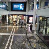 Bahnhof-Flutung: Darum stand der Bahnhof Aarau unter Wasser