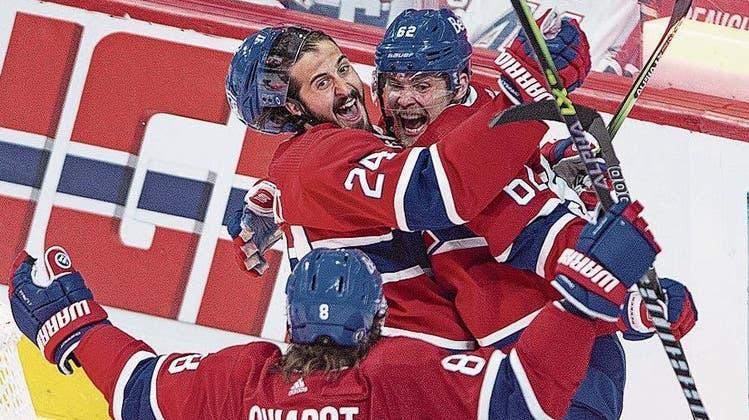 Montréal: Die eishockeyverrückteste Stadt der Welt steht wieder einmal im Final