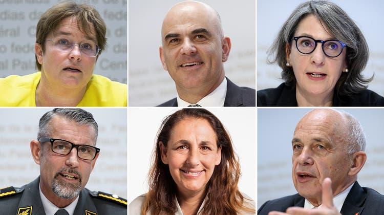 Politik und Pandemie: Wer gestärkt und wer geschwächt aus der Krise geht