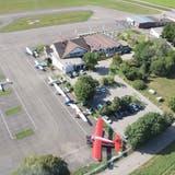 Der Flugplatz Birrfeld ist ein bedeutendes Ausbildungszentrum im Kanton Aargau. (Bild: Michael Hunziker (25. August 2015))