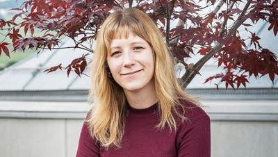 «Es braucht eine gehörige Portion Empörung, um politisch aktiv zu werden», sagt Andrea Scheck – die junge Feministin präsidiert neu die St.Galler SP