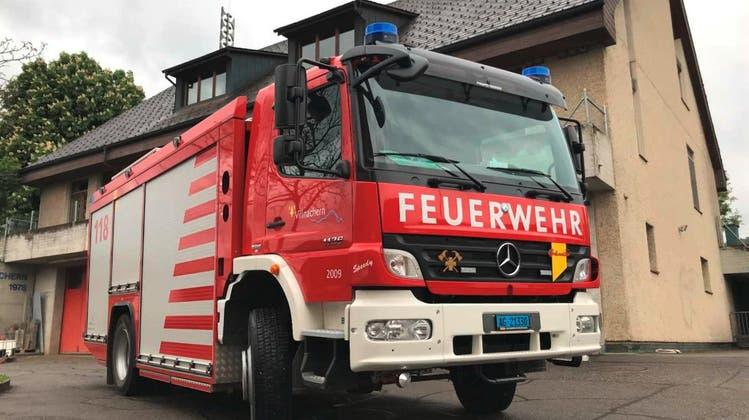 Mit grosser Mehrheit ist der Gemeindevertrag über die Führung der gemeinsamen Feuerwehr Brugg angenommen worden. (zvg)