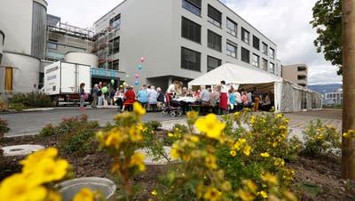 Wie sieht das Tharad, Zentrum für Pflege und Betreuung, in zwanzig Jahren aus? (Hanspeter Baertschi)