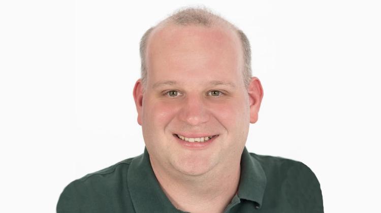 Markus Mehr, neuer Präsident der SVP Grenchen. (zvg)