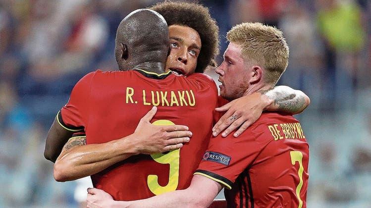 Belgien gegen Portugal und der Fluch der goldenen Generationen