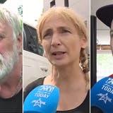 Beim Aufräumen gibt es auch Tränen: So erleben die Menschen im Aargauer Westen die Unwetter-Verwüstung