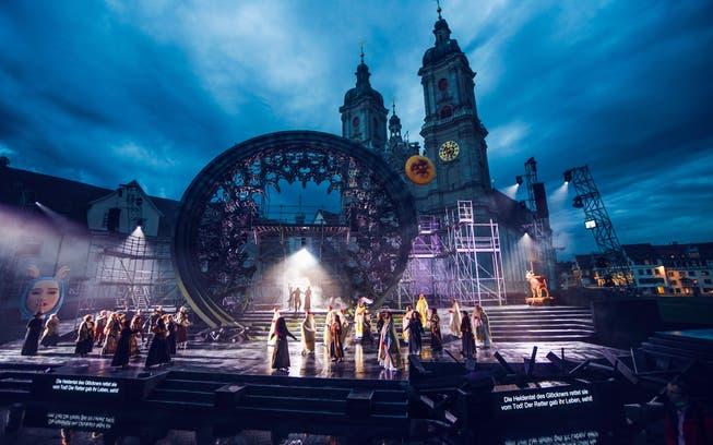 St.Galler Festspiele: Das sagen Prominente nach der Premiere