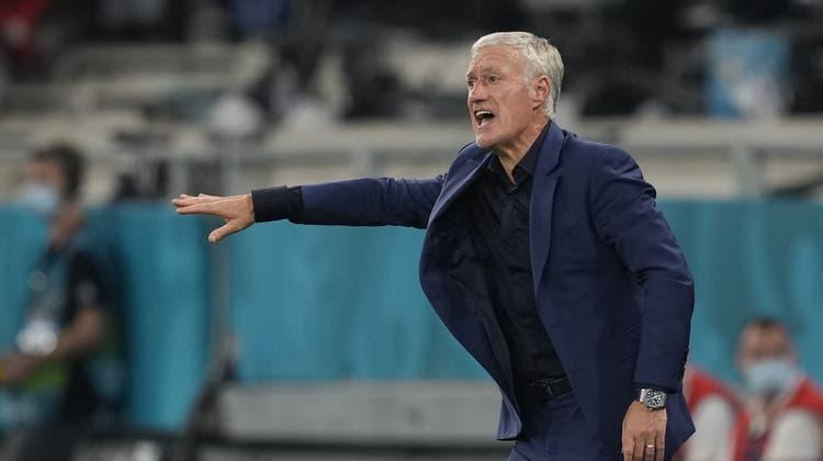 Seit 2012 Trainer der Franzosen: Didier Deschamps. (Bild: Hugo Delgado/EPA)
