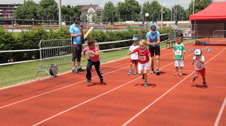UBS Kids Cup Regionalausscheidung in Gossau
