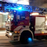 Die Feuerwehr Breitenbach musste ausrücken (Symbolbild). (zvg)