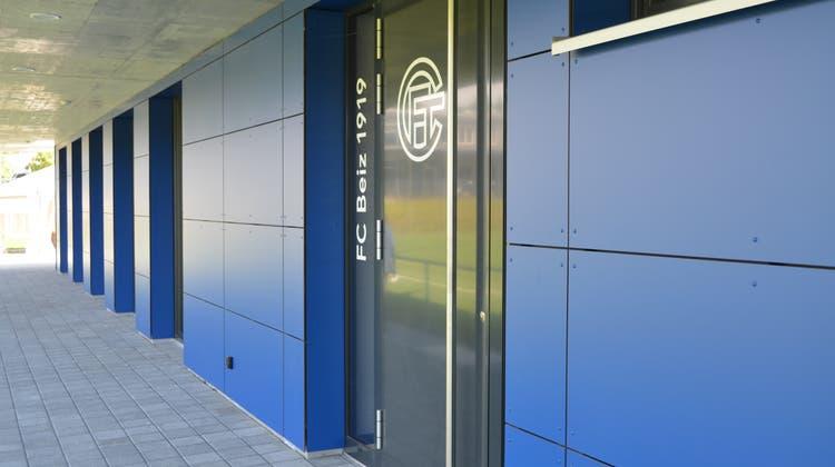 Der neue Sportplatz Oberau ist eingeweiht worden. (Irene Hung-König)
