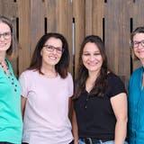 Die Gruppe«Frauen Würenlingen» konntegleich drei Frauen mobilisieren, sich als Nachfolgerin von Regula Schneider zur Wahl zu stellen. (Zvg)