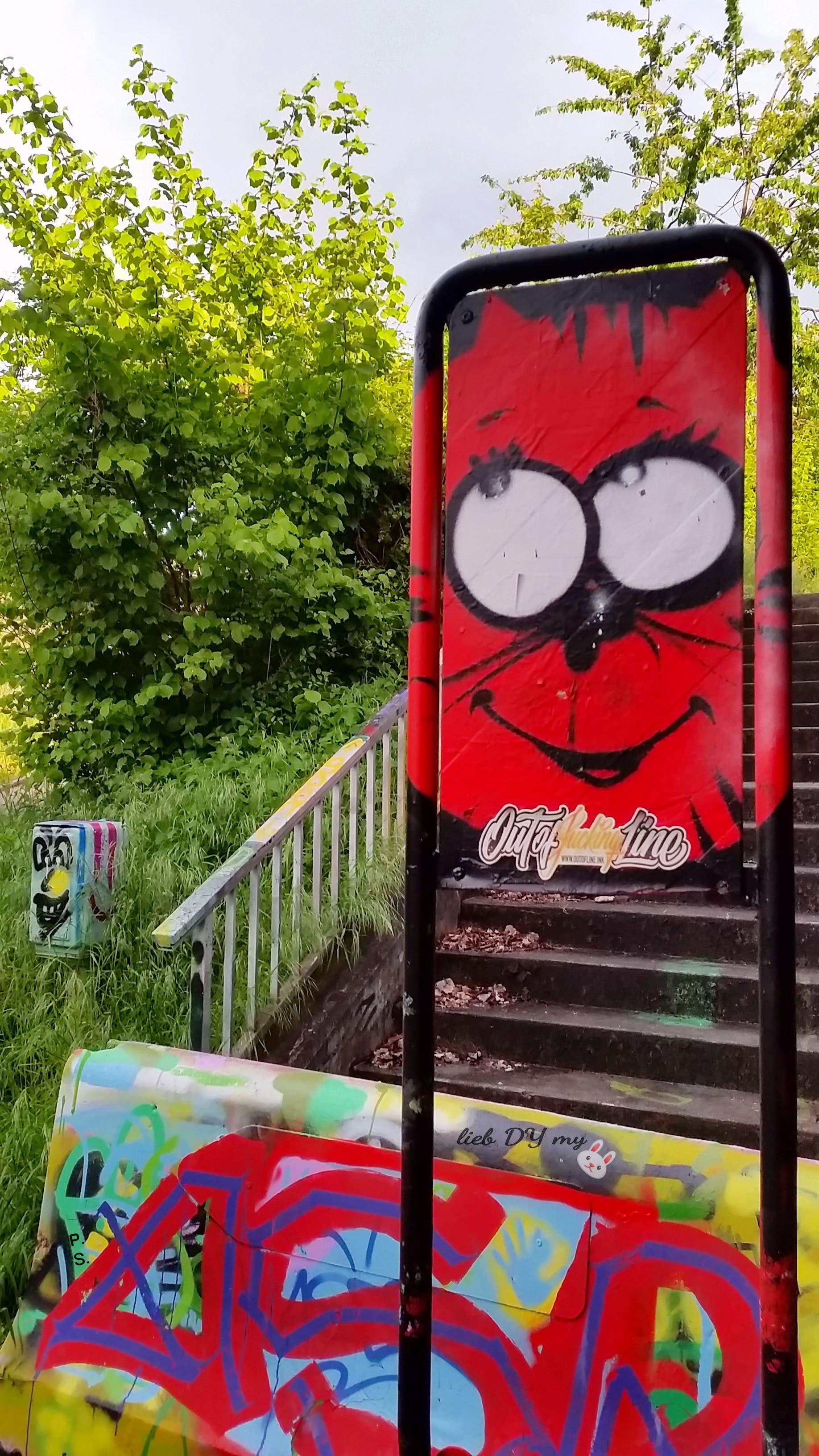 Basel - bunt, frech & sehr fröhlich