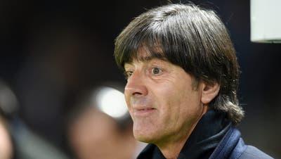 Ab dem Achtelfinal könnte jede Spiel für den deutschen Bundestrainer Joachim Löw das letzte sein: Nach der EM wird er von Hansi Flick abgelöst. (Freshfocus)