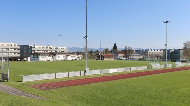Die Sportanlage Weitenzelg in Romanshorn, wo nach einem Match der A-Junioren des FC Romanshorn und des FC Arbon eine Schlägerei ausbrach. (Bild: Mario Gaccioli)