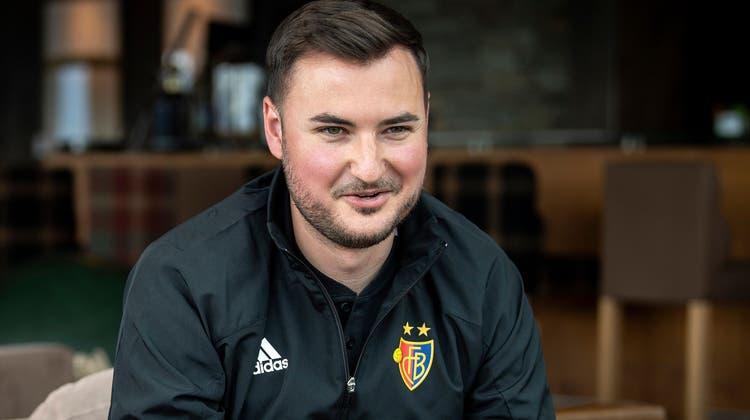 FCB-Kaderplaner Philipp Kaufmann: «Ich spüre nicht, dass ich der Junge bin»