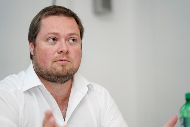 Philipp Bonorand, Präsident des FC Aarau, war live dabei in Bukarest.