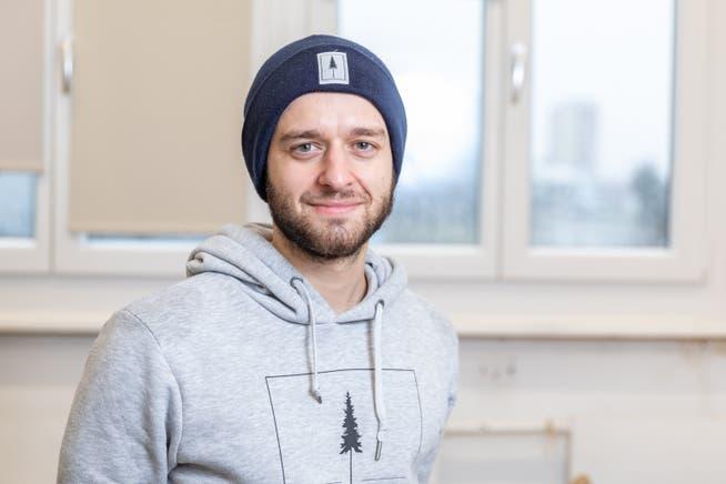 Nikin-Gründer Nicholas Hänny ist seit jeher Optimist. Er glaubt, dass jetzt sogar der Final im Bereich des Möglichen ist.