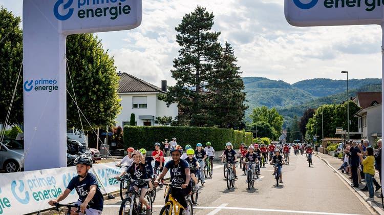 Impressionen von der 4. Etappe der Tour de Suisse 2019 mit Etappenziel Arlesheim. (Kenneth Nars)