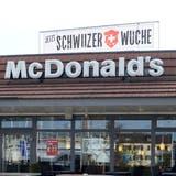McDonald's in Kreuzlingen: In Romanshorn hält sich der Widerstand gegen die Eröffnung eines Fast-Food-Restaurants hartnäckig. (Bild: Nana Do Carmo)