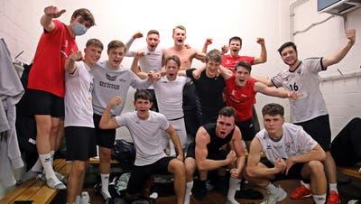 Eine verschworene Gemeinschaft: Die U19-Junioren des RLZ Fürstenland. (Bild: PD)