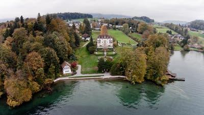 Horw - hier der Ortsteil Kastanienbaum - schloss 2020 so gut ab wie keine andere Gemeinde. (Archivbild: Philipp Schmidli)