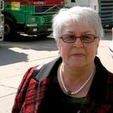 Marianne Piffaretti, die Präsidentin des Vereins Help-Point Sumy, war in den letzten Jahren die treibende Kraft bei der humanitären Hilfe. (Fabian Hägler)