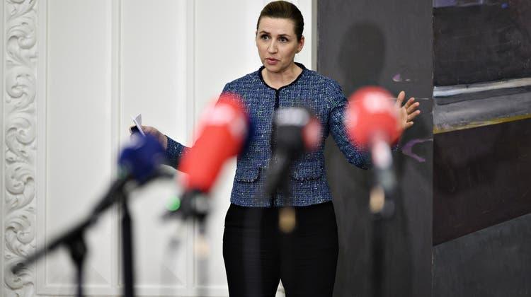 Die dänische Regierungschefin Mette Frederiksen hat grosse Pläne für die Asylpolitik. (AP)