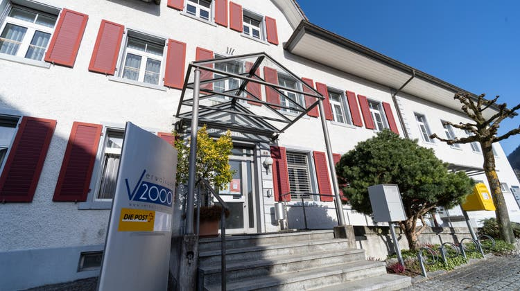 Die Sommergmeind hat nicht alle Kreditanträge genehmigt. Im Bild: das Rekinger Gemeindehaus. (Alex Spichale/Archiv)