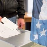 Acht Kandidaten buhlen an den Stadtratswahlen vom 13. Juni um die fünf Sitze im Rheinfelder Rathaus. (Sandra Ardizzone)