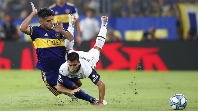 Kevin Bua spielt mit Leganés noch Playoffs und könnte in die Primera Division aufsteigen. (Bild: Defodi Images)