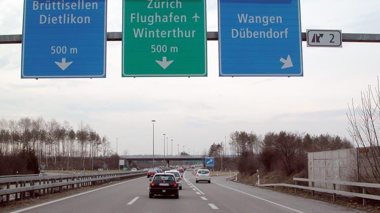 Der Tunnel Hard ist das Herzstück des neuen Abschnitts der Autobahn A1 zwischen Zürich-Nord und Brüttisellen. (Archivbild: zvg)
