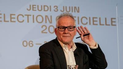 Ist guter Dinge für die Durchführung im Juli: Cannes-Filmfestival-Direktor Thierry Frémaux. (Bild: Francois Mori / AP)