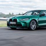 BMW M3 Competition (Bild: zVg)