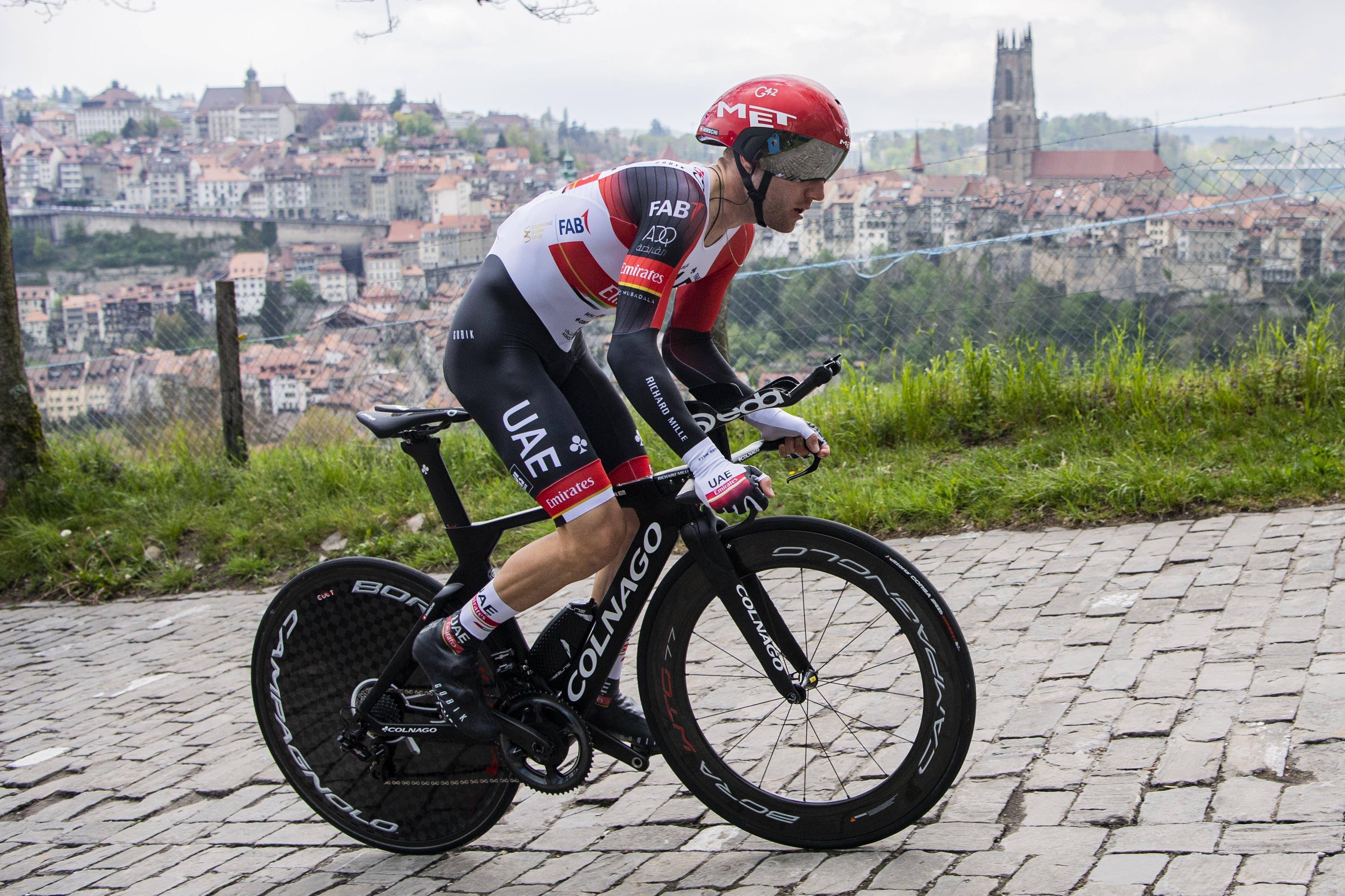 Marc Hirschi: Hirschi ist der neue Goldjunge des Schweizer Radsports. WM-Bronzenmedaillengewinner und Etappensieger an der Tour de France im letzten Jahr: Hirschi hat auf sich aufmerksam gemacht. Das will der 22-Jährige auch an der Tour de Suisse. Ihm sollten die zweite und dritte Etappe liegen. Das gelbe Trikot scheint für den Berner in Reichweite.