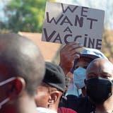 Die dritte Coronawelle überschwemmt Afrika – jetzt soll ein eigener Impfstoff helfen