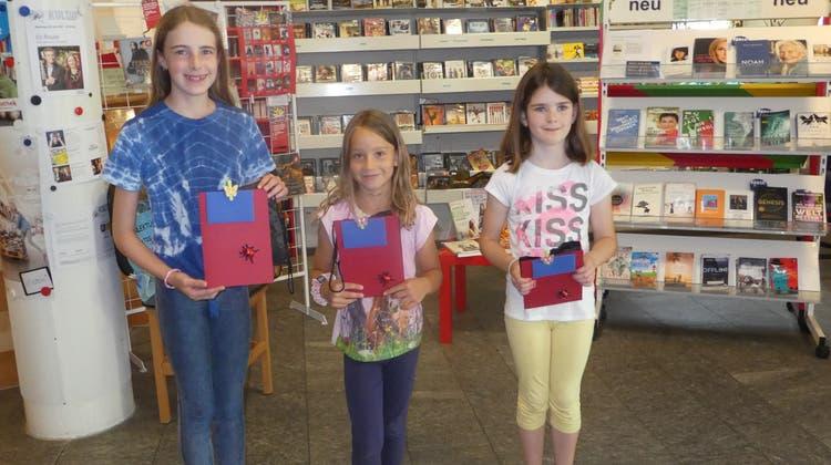 Schätzwettbewerb in der Bibliothek Mellingen