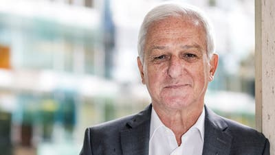 Interview mit Jörg Reinhardt, VR Präsident Novartis (Kenneth Nars)