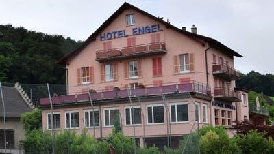 Das ehemalige Hotel Engel. (Michael Hunziker (Archiv))
