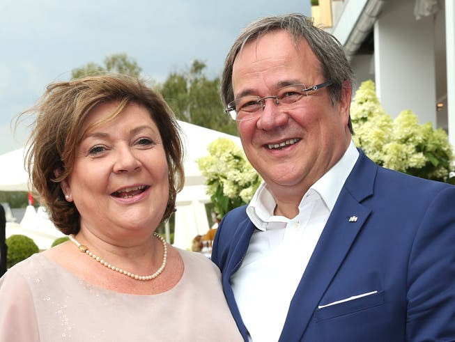 For 40 years, Susanne and Armin Laschet and their family have been staying in a hotel right on Lake Constance.